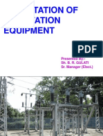 Sub Station Equipment