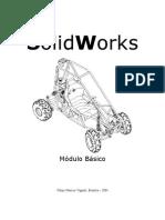 Solid Works 2003 - Apostila Básico Português