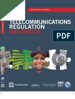 10th Anniversary Telecommunications Regulation Handbook - Final Master