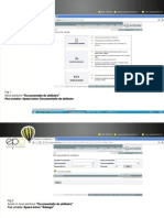 Transmitere Documentatie spre validare ANRMAP