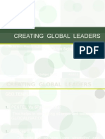 Create Global Leaders