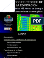 CTE-HE1 Demanda Energia