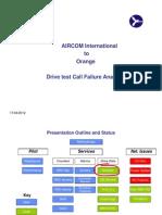 Call Failure Analysis v3 0301