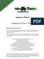 Varios - Articulos Sobre Antiguos Poetas Chinos