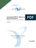 APP-6A - Military Symbols