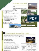 Srf Test Facility at Fermilab