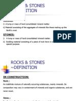 Bm w7 Rock and Stones