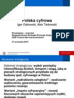 Polska Cyfrowa - Warsztat 21 wrzesnia 2011