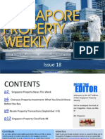 Singapore Property Weekly Issue 18
