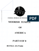 FBI Moor Investigation