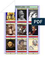Personajes de La Historia Quiz