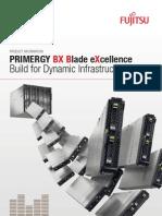 Blades Marketing Broucher