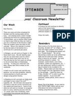 kindergartennewsletter9-26-11