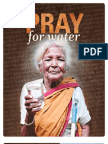 Pray for Water