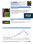 Stock Research Report for OPEN as of 9/8/11 - Chaikin Power Tools
