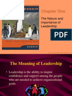 LeadershipslidesSection1Chapters1-7