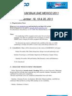 Addendum Baja SAE2011