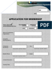 IFSSO Application Form