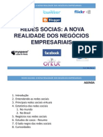Redes Sociais e Empresas