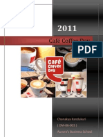 Cafe Coffee Day 2011