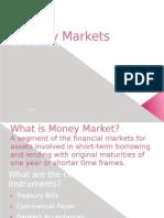 Money Markets Project - Khash