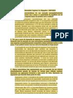 Pindyck Revisão - Oligopólio
