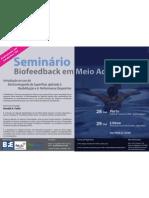 Biofeedback em Meio Aquático