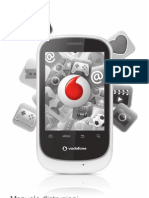 Vodafone 858 Smart Mobile Phone User Guide Italy