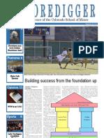 The Oredigger Issue 4 - September 26, 2011