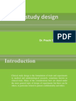 AbClinical Study Design