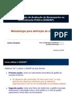 siadap-metodologiaparaadefiniodeobjectivos-091128140052-phpapp01
