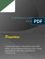 Tuberkolosis Paru Ppt