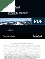 SwissQual Diversity Ranger
