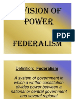 Federalism New