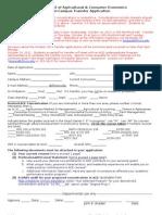 October ACE Transfer Application (2)