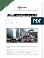 BNDES Relatorio CMA Reporter Brasil 2011