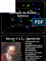 Evolucao Do Modelo Atomico1