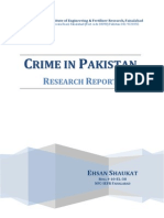 Crime in Pakistan - Research Report
