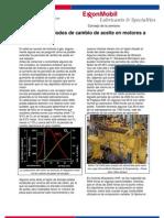 Consejo 077 Extension de PCA en Motores a Gas