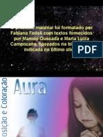 Aura - Composição e Coloração