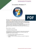 Como Acelerar Windows 7