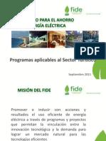 08. MI 3. FIDE Sector Hoteleria
