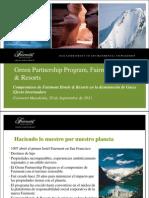 12. MO 3. Fairmont y el compromiso en disminucion de CO2