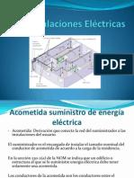 Instalaciones Electricas acometida