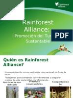 21. Mp 4. Rain Forest Alliance Promocion Ts