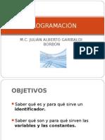 PROGRAMACIÓN 2003