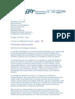 Mielofibrosis Idiopática
