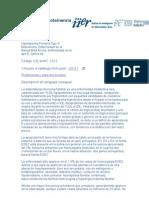 Disbetalipoproteinemia Familiar