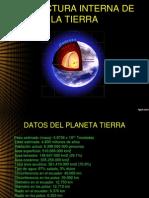 e. Interna, Tect y Derv, Corteza y Fondos