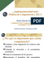 Complementariedad Entre Política de cia y TLC's